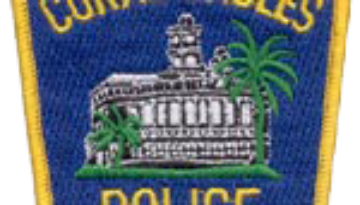 Coral Gables Police <br>Department