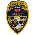 Miami Springs Police <br>Department