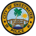 Sweetwater Police <br>Department