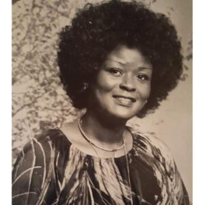 Eva Mae Jones <br>12-18-1979